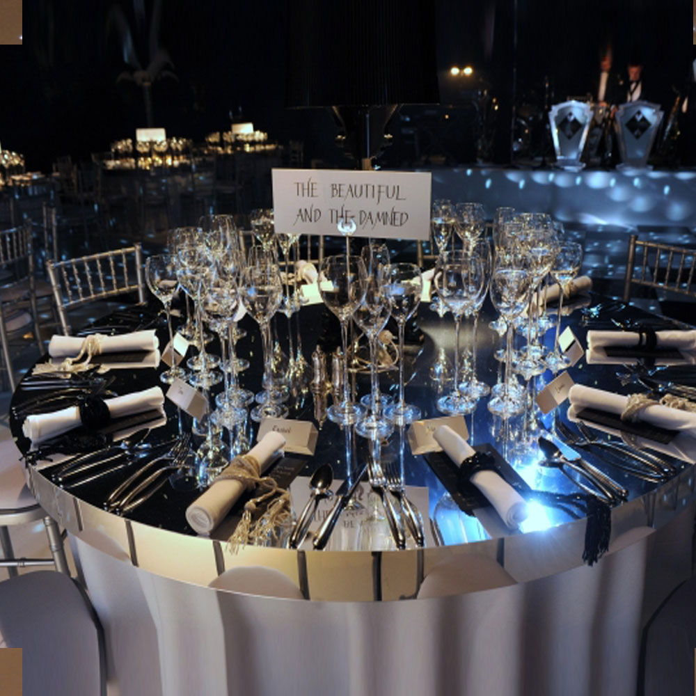 Mirror Table Tops
